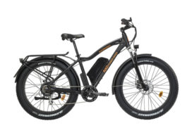 Rad Power Bikes met RadRhino e-bike op Bike Motion
