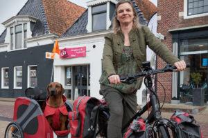 Sandy Krijnen: dankzij positieve mindset Mont Ventoux op