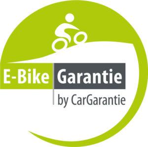 e-bike garantie van Ebike Factiry en CarGarantie