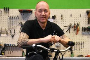 'Een fietsen-tic raak je nooit kwijt'
