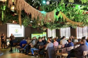 Freebike praat dealers bij op Dealer Update Event