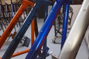 DecoCoat levert maatwerk lakwerk voor fietsen