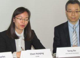 Dumping Chinese e-bikes hoorzitting bij EC