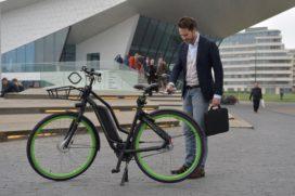 Cortina en deelfietsen aanbieder e-bike-to-go bundelen krachten