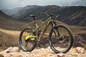 Trek introduceert Full Stache full-suspension 29 Plus trailbike