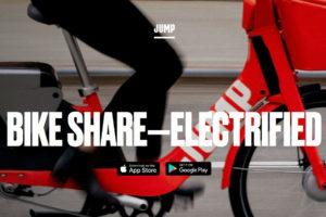 Uber koopt e-bike startup